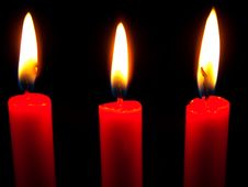 Free Candles Royalty Free Stock Photos - 16858368