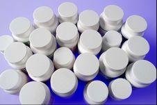 Free Pill Bottles Stock Images - 16858474