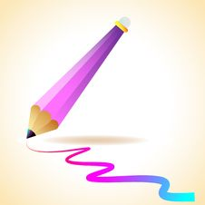 Free Vector Pencil Stock Photo - 16859490