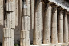 Free Columns Stock Images - 16859494