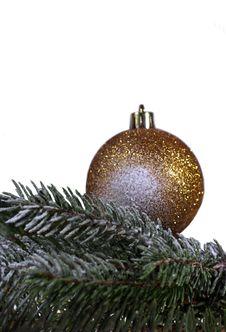Free Christmas Ball Royalty Free Stock Image - 16859906