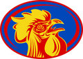 Free French Mascot Rooster Cockerel Royalty Free Stock Images - 16860899