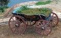 Free Vintage Farm Cart  . Stock Image - 16861851