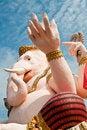 Free Face Of Ganesha Stock Photo - 16864800