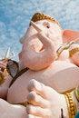 Free Face Of Ganesha Royalty Free Stock Photo - 16865065