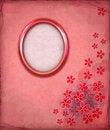 Free Pink Frame Royalty Free Stock Image - 16867426
