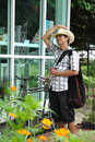 Free Asia Thailand Man Smile Garden Royalty Free Stock Photos - 16868238