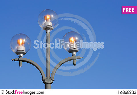 Free Street-lamp Stock Photos - 16868233