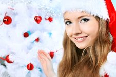 Free Snow Maiden Stock Images - 16860334