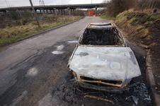 Stolen Car Stock Images