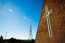 Free Holy Cross Stock Photography - 16860922