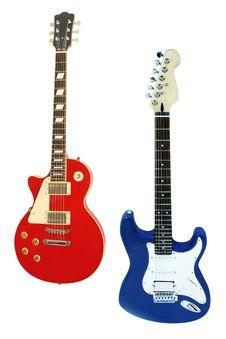 Free Guitar Stock Image - 16861381