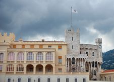 Free Palace. Royalty Free Stock Image - 16861576