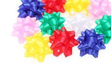 Free Ribbon Bow Stock Image - 16861721