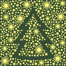 Free Christmas Tree Stock Photography - 16861762
