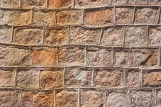 Free Stone Wall Texture Royalty Free Stock Photos - 16862868
