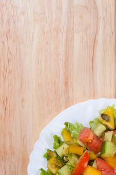 Free Salad Stock Photos - 16863523
