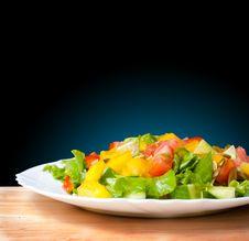 Free Salad Royalty Free Stock Photos - 16863528