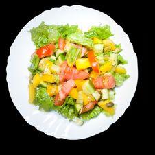 Free Salad Stock Image - 16863531