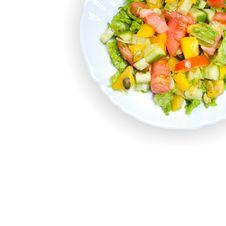 Free Salad Royalty Free Stock Photos - 16863538