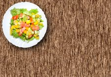 Free Salad Royalty Free Stock Images - 16863539