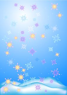 Free Christmas Background Stock Images - 16863684