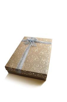 Free Gift Box Stock Image - 16864611