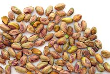 Free Roasted Pistachio Royalty Free Stock Images - 16864909