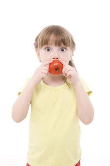 Free Little Girl Stock Photos - 16866533