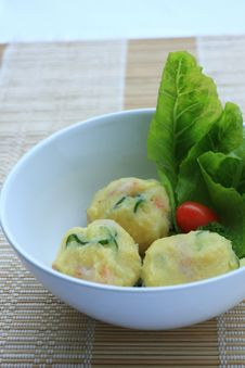 Free My Potato Salad Balls Royalty Free Stock Photography - 16866907