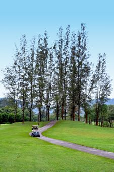 Free Golf Course Stock Photography - 16867272