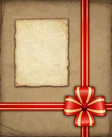 Free Christmas Greeting Card Stock Photos - 16867283
