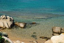 Free Sea In Sardinia Stock Image - 16867731