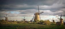 Free Kinderdijk Stock Photos - 16868293