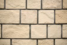 Free Brick Wall Closeup Stock Images - 16868524