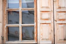 Free Old Window Royalty Free Stock Photography - 16868557