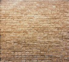 Free Brick Wall Royalty Free Stock Image - 16868986