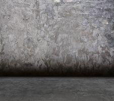 Free Grunge Room Stock Image - 16869261