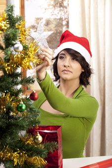 Free Getting Ready For Xmas Royalty Free Stock Photos - 16869448