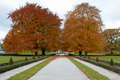 Free Autumn Castle Park Royalty Free Stock Photo - 16870335