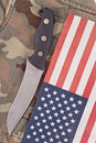 Free Special Operations Combat Knife Royalty Free Stock Images - 16876459