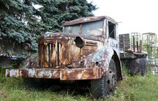 Free Old Truck Stock Photos - 16870283