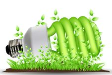 Free Recycle Cfl Stock Photo - 16870560