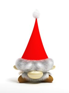 Free Little Santa Stock Images - 16870864