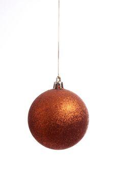 Free Christmas Ball Royalty Free Stock Photography - 16871297