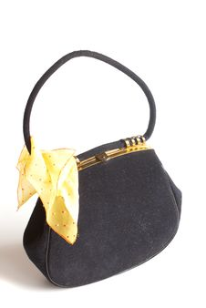 Free Ladies  Handbag - A Retro Stock Images - 16871644