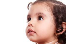 Free Two Years Old Girl Stock Photos - 16871683