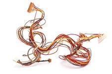 Colorful Wire Royalty Free Stock Photo