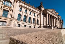 Free Reichstag V1 Stock Photos - 16873083