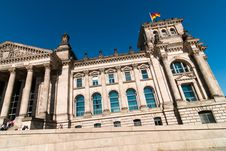 Free Reichstag V3 Royalty Free Stock Photo - 16873115